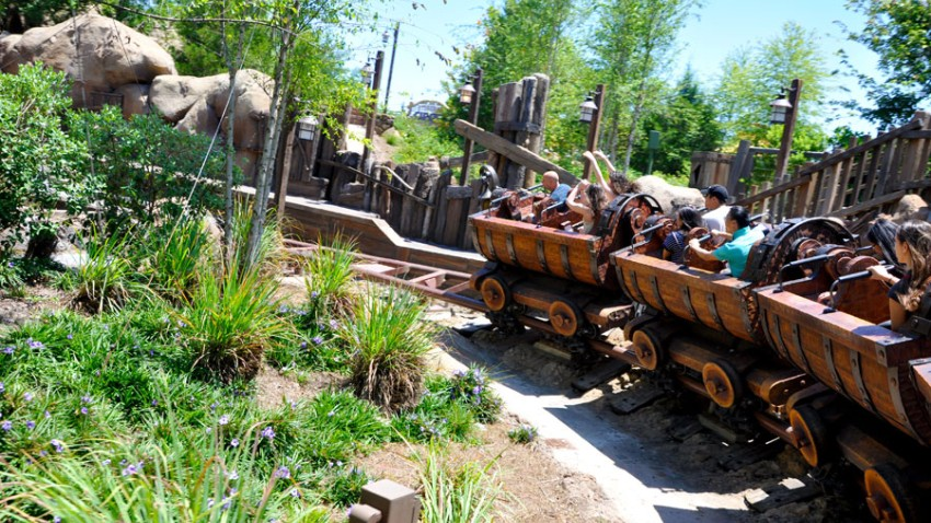 Seven-Dwarfs-Mine-Train